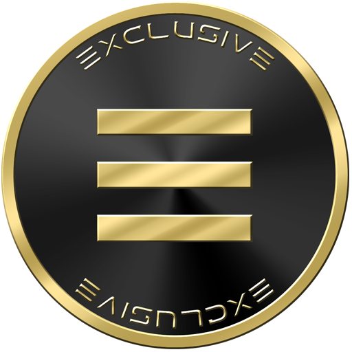 Graphic of ExclusiveCoin coin price EXCL history